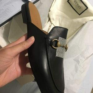 Gucci Leather Slipper